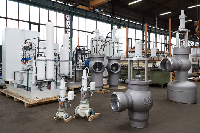 BOMAFA will s`upply the Steam Control Valves for KLABIN´s Puma Project