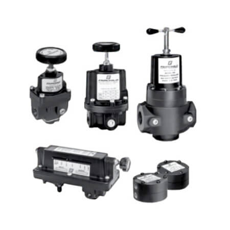 Pressure Regulators and Pneumatic Relays